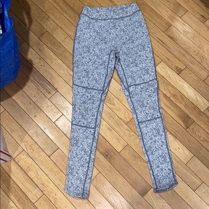 GymShark high waisted full length leggings